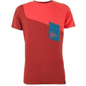 La Sportiva M's Climbique T-Shirt Flame/Brick